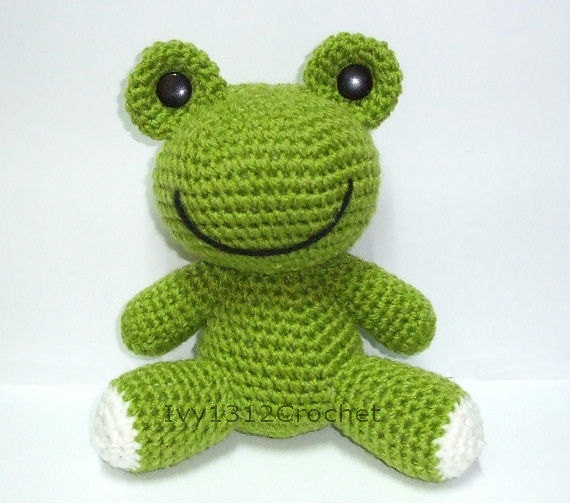 Green Frog Crochet - Thuy Anh - Belle-Knitting and Crochet ... | 503x570